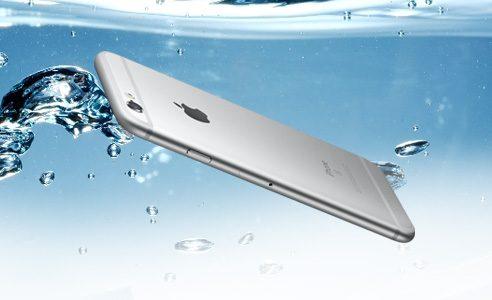 水没携帯データ救出